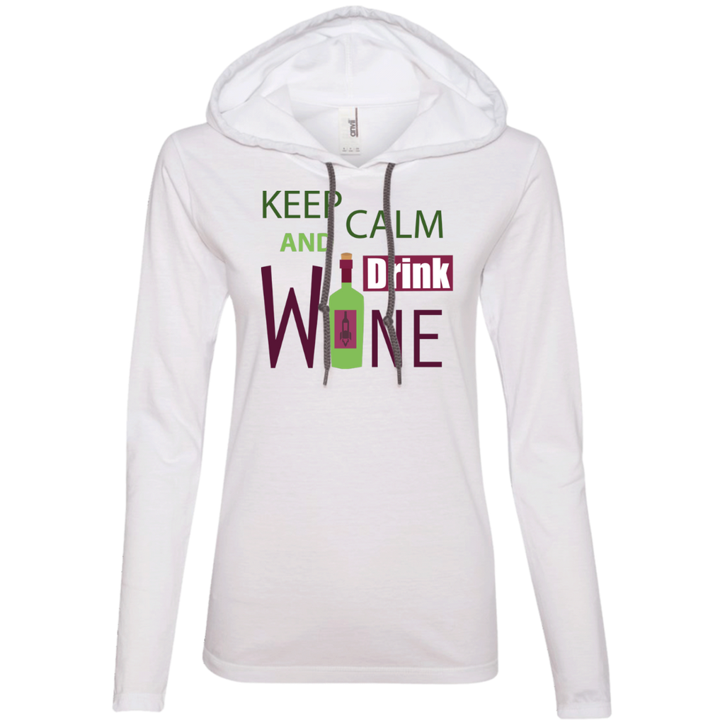Ladies' Long Sleeve T-Shirt Hoodie
