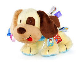 Soft Dog Plush - Perfect for Babies (up to 24m)
