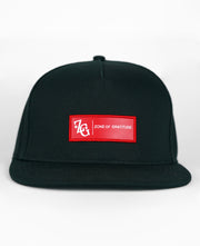 Red Trap Adjustable Snapback