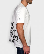 T-shirt Oversize in White