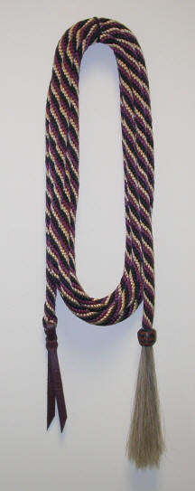 Solid Braid Poly Mecates by Double Diamond Halter Company
