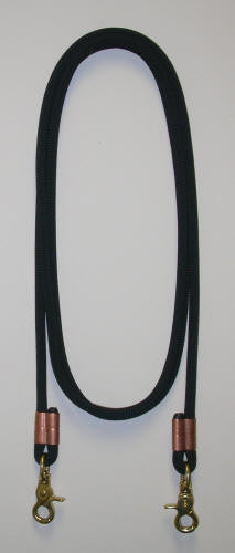 #4150 Roping Reins by Double Diamond Halter Company