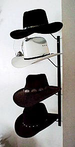 Four Tier Hat Rack