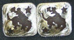 Iron Bronc Earrings
