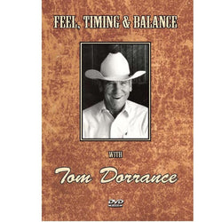 TOM DORRANCE Feel, Timing and Balance DVD
