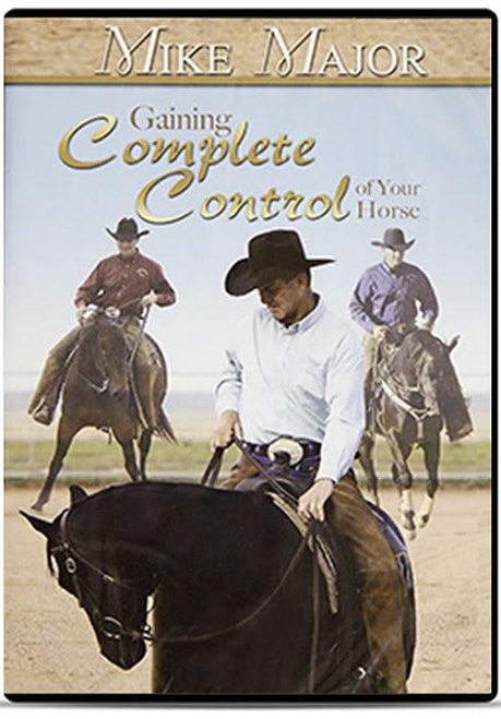MIKE MAJOR COMPLETE CONTROL SET DVD COLLECTION