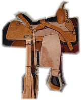 Bit N Spur Custom Barrel Racer Saddles