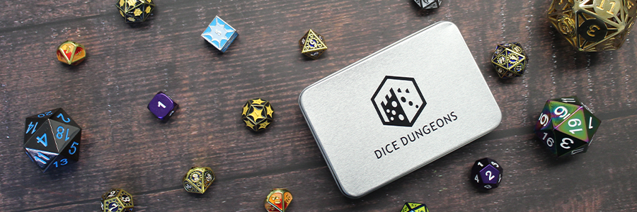 Metal or Plastic Dice: Which Are Better?
