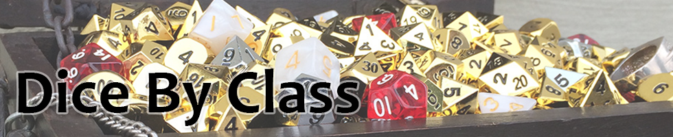 Top Dice Sets for Bards