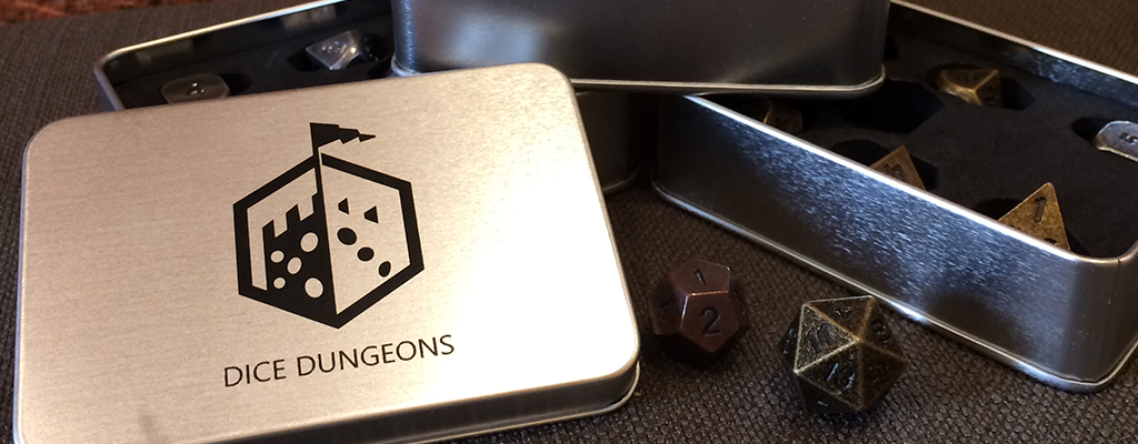 Caring for Your Metal Dice