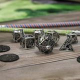 real sterling silver dice