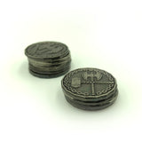 Barbarian Character Coin Token Pack