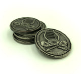 Bard Character Coin Token Pack