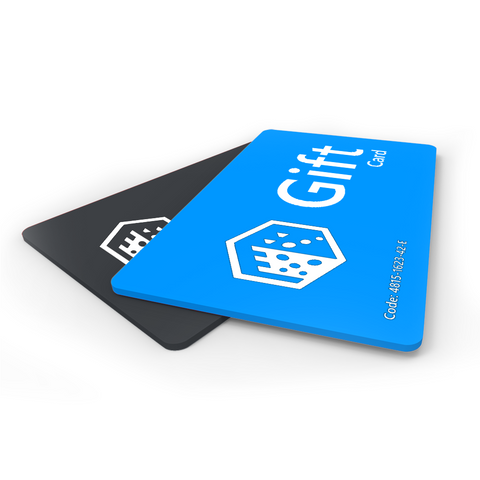 Dice Dungeons Digital Gift Card