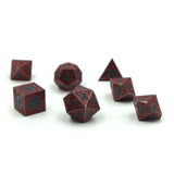Red Dragonscale dice