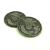 Orc Monster Coin Token Pack