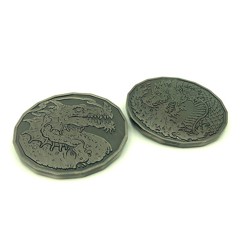 Young Dragons (2 In) Coin Token Pack