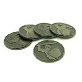 Generic Soldier - Set of 5 Tokens