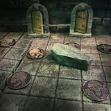 Undead Mini Coins in Dungeons and Dragons