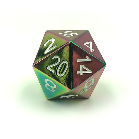 Metal Jumbo 33mm D20 Alchemist Oil