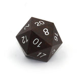 Wooden Jumbo 33mm D20 Ebony