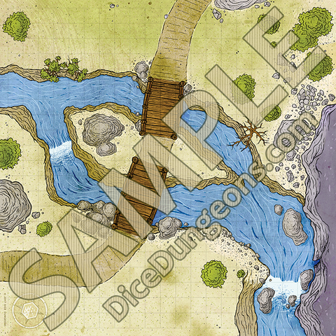 Cloth Battle Maps for RPGs and Wargames – Dice Dungeons