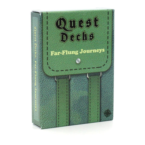 Quest Decks: Far-Flung Journeys