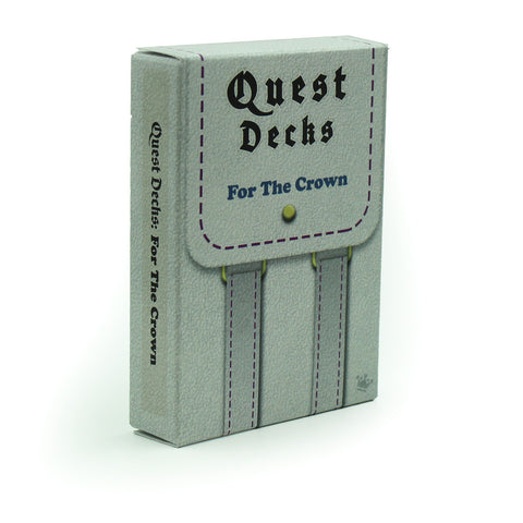 Quest Decks: For the Crown