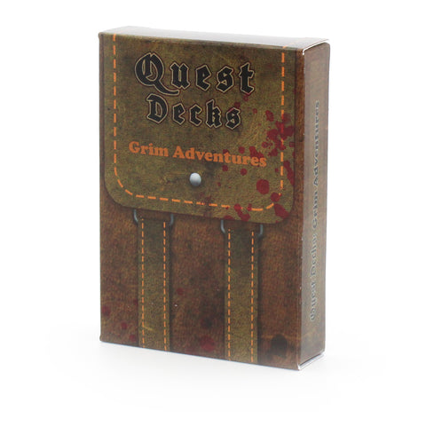 Quest Decks: Grim Adventurers