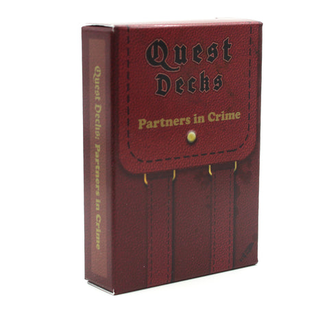 Quest Decks: Partners in Crime