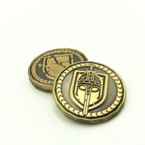 The Fighter Character Coin Tokens
