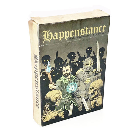 Happenstance: A Micro-RPG (Coming Soon)