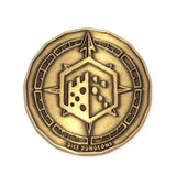 Dice Dungeons Coin Back