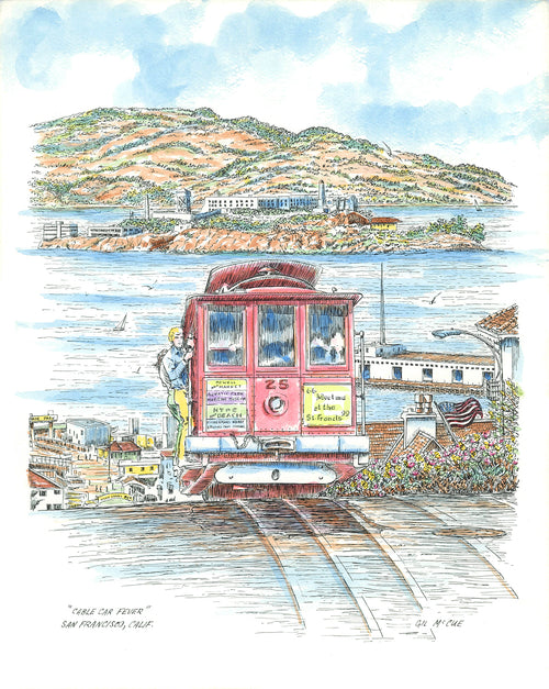 Cable Car Fever