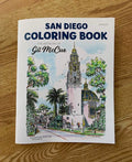 San Diego Coloring Book