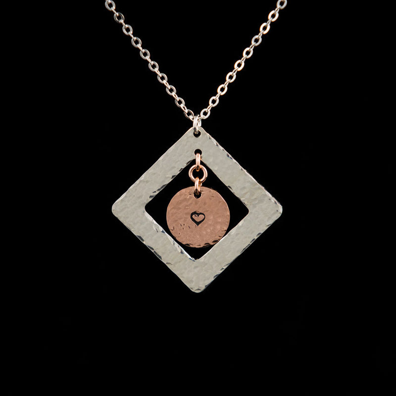 Window Pendants Necklace