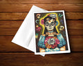 Muerta - Greeting Card