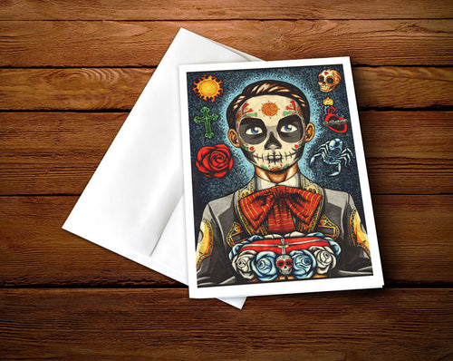 Muerto - Greeting Card
