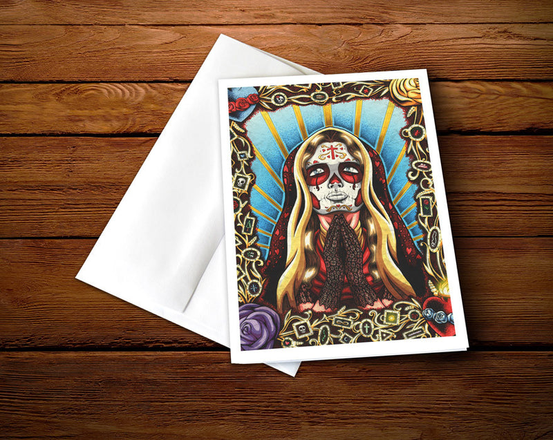 Valentina - Greeting Card