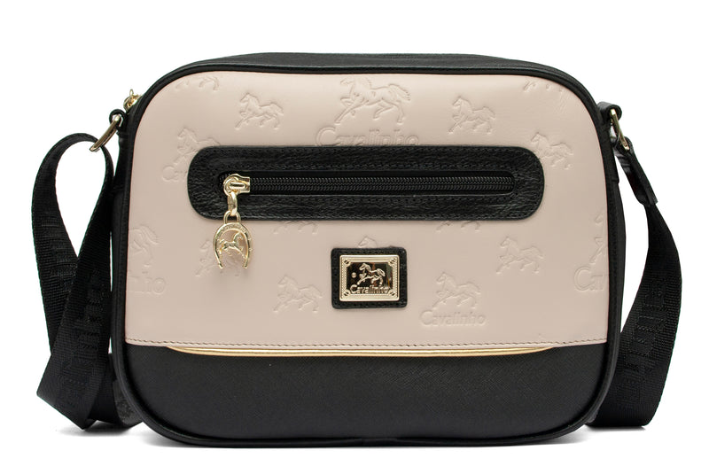 Emily Black Crossbody