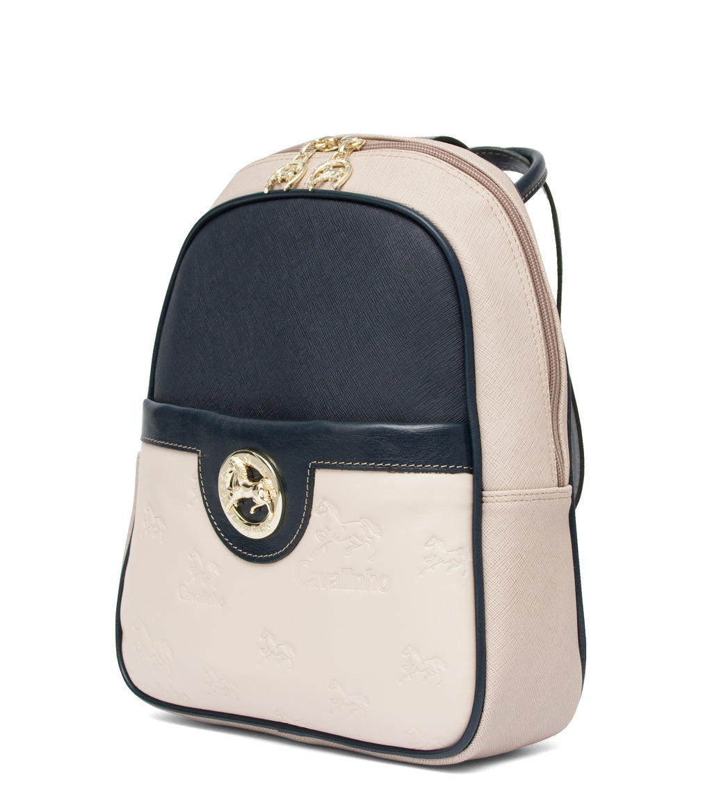 Emily Beige Backpack