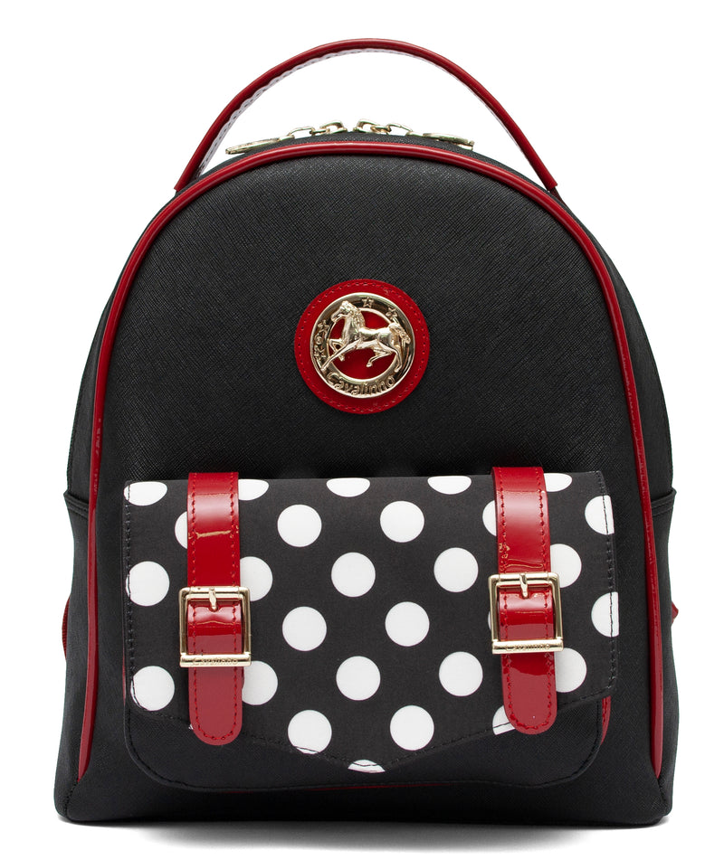 Large Polka Dots Backpack