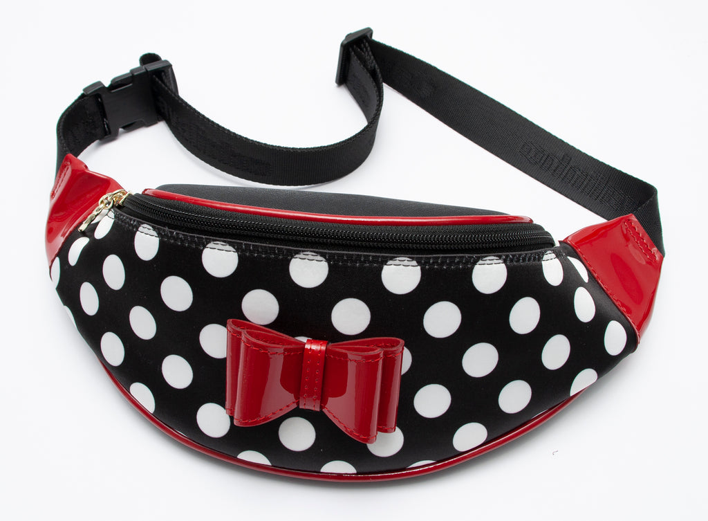Large Polka Dots Hip Pack