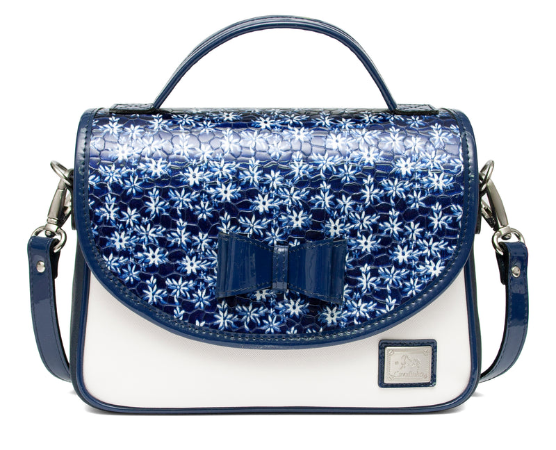 Serenity Blue Shoulder Bag