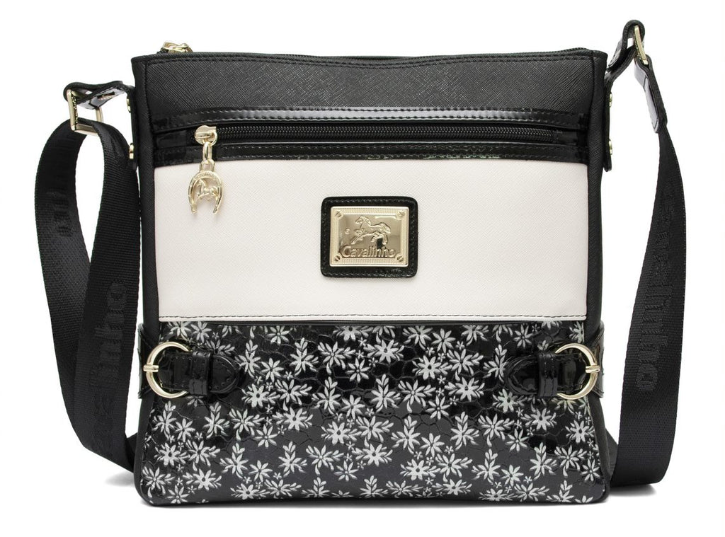 Serenity Black Crossbody