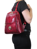 Red Galope Backpack