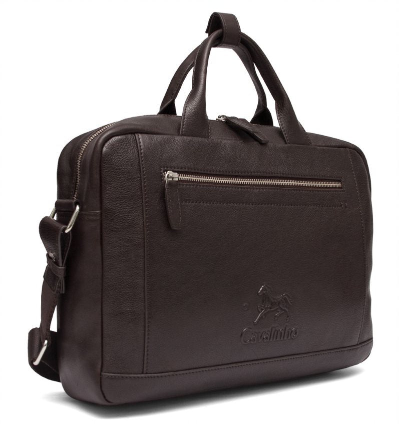 Brown Laptop Bag
