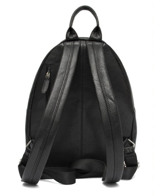 Mens Black Backpack
