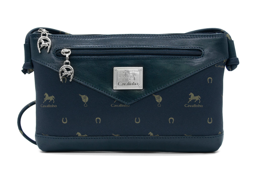 Country Side Blue Crossbody