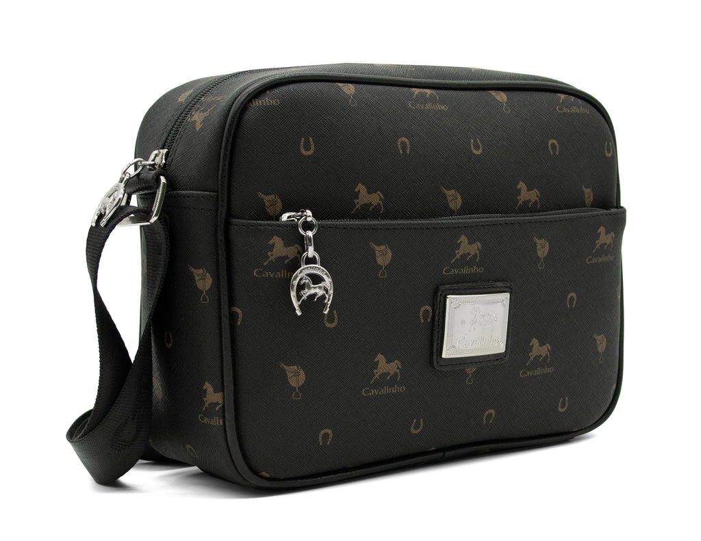 Country Side Black Crossbody